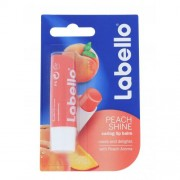 Labello Peach Shine balsam do ust 5,5 ml dla kobiet
