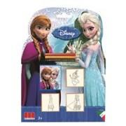 Set 3 Stampile - Disney - Regatul De Gheata