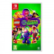 Warner Bros LEGO DC Super Villains - NSW