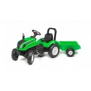 Traktor na pedale Land Master zeleni (3083ad)