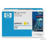 HP 643A Yellow Color LaserJet Print Cartridge (Q5952A)