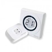 Cronotermostat de ambient fara fir Touch Ring SALUS ST620RF programabil. 5 ani garantie