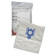 Hoover H60 bolsas para aspiradoras Microfibra (10 bolsas, 1 filtro)