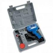 Pistol electric de lipit cu accesorii putere 100W 400 grade Celsius Kemper Professional