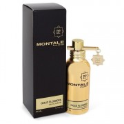 Montale Gold Flowers Eau De Parfum Spray By Montale 1.7 oz Eau De Parfum Spray