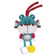 Jucarie pentru patut 68042 Soft Activity Toy Bear