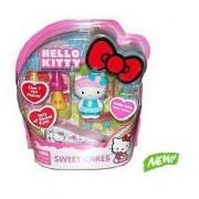 Hello Kitty Rollin' Action Mini Figure Set - Sweet Cakes