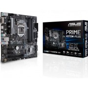 Asus PRIME H370M-PLUS - Moederbord - micro ATX - LGA1151 Socket - H370 - USB 3.1 Gen 1, USB 3.1 Gen 2, USB-C Gen1 - Gigabit LAN
