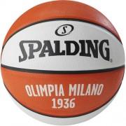 Spalding Basketball EMPORIO ARMANI MAILAND (Outdoor) - rot/weiß | 7