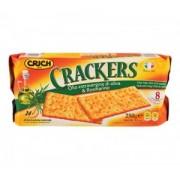 Biscuiti Crackers Ulei Masline si Rozmarin Crich 250g