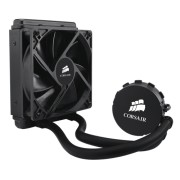 Corsair H55 Hydro Series 120Mm Cpu Water Cooling - Copper | CW-9060010-WW
