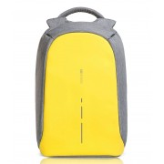 XD Design Laptop rugzak Bobby Compact Anti Theft Backpack Geel