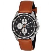 Casio Chronograph Black Dial Mens Watch-EFR-526L-1BVUDF (EX301)