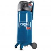 Compresor fara ulei HC51V Scheppach SCH5906125901, 1500 W, 50 l, 10 bari