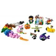 Lego Kostky s očima 11003