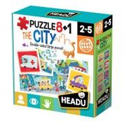 Puzzle oras 8+1