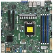 SERVER MB S1151 mATX C246 / MBD-X11SCH-O-LN4F Supermicro
