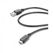 Cellular Line Cavo Dati Tablet Micro USB Nero