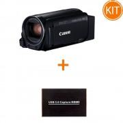 Kit Live Entry Canon HF R86 cu Placa de Captura HDMI