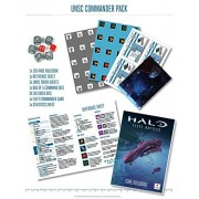 Halo: Fleet Battles: Unsc Commander Pack Hfun01