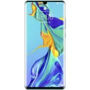 Huawei P30 Pro 256GB Dual SIM, aurora kék, Kártyafüggetlen, Gyártói garancia