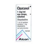 Novartis Farma Spa Opatanol 1 Mg/Ml Collirio Soluzione 1 Flacone Da 5 Ml