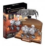 Puzzle 3D Curiosity Rover, 166 piese