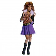 Monster High - Kostým Clawdeen Wolf