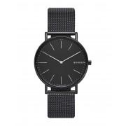 メンズ SKAGEN DENMARK SKW6484 SIGNATUR SLIM 腕時計 ブラック