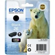 Kazeta EPSON XP-600/700 T2601 26 Claria Black
