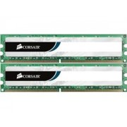 Memorie Corsair 8GB (2x4GB) DDR3, 1333 MHz, CL9, Value, Dual Channel Kit, CMV8GX3M2A1333C9