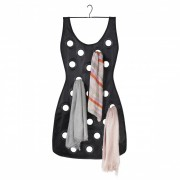 Organizator pentru esarfe The Black Dress