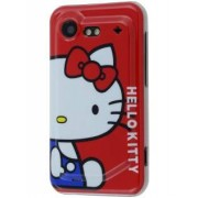 HTC Incredible S Hello Kitty Back Case - HTC Hard Case (Red/White)