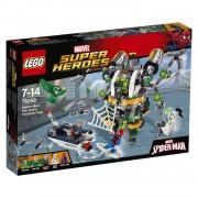 LEGO Super Heroes Spider-Man: Doc Ocks tentakelvalstrik 76059