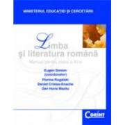 Limba si Literatura Romana Simion Manual pentru cls a-XI-a