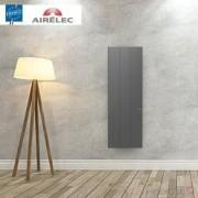 AIRELEC Radiateur electrique Fonte AIRELEC - OZEO Smart ECOcontrol 1000W Vertical Anthracite - A693523