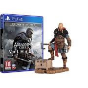 Assassins Creed Valhalla - Ultimate Edition - PS4 + Eivor figurka