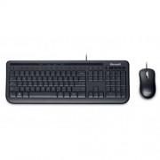Set tastatura si mouse Microsoft 600 APB-00013, USB
