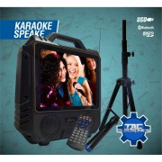 Parlante Karaoke Tig 300 C/ Microfono