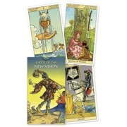 Tarot of the New Vision Deck 'With Instructional Booklet'/Lo Scarabeo