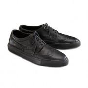Fratelli Rossetti chique brogue-sneakers, 43 - zwart