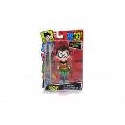 Figura Robin de los Jovenes Titanes 12 cms