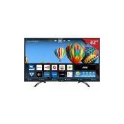 "Smart TV LED 32"" LE32S5970S AOC, HD HDMI USB com Wi-Fi Integrado"