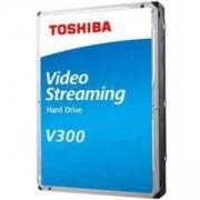 Твърд диск Toshiba V300 - Video Streaming Hard Drive 1TB BULK, HDWU110UZSVA