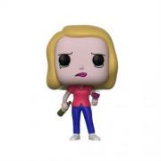 Pop! Vinyl Figura Funko Pop! Beth (con vaso de vino) - Rick y Morty