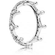 Pandora Frumoasa inel de argint inelat cu coroana 58 mm