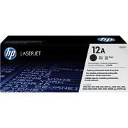 HP TONER LASER HP 12A (2000P.) Q2612A NEGRO