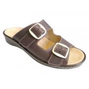 Komfort Style Nõi 2 csatos Barna papucs 5053