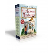 Clubhouse Mysteries Super Sleuth Collection: The Buried Bones Mystery; Lost in the Tunnel of Time; Shadows of Caesar's Creek; The Space Mission Advent, Paperback