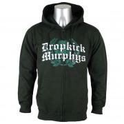 hoodie muški Dropkick Murphys - Piper - Green Forest - KINGS ROAD - 59240